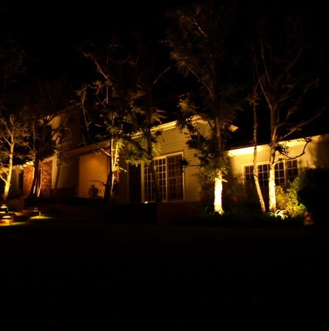 landscape lighting conejo valley